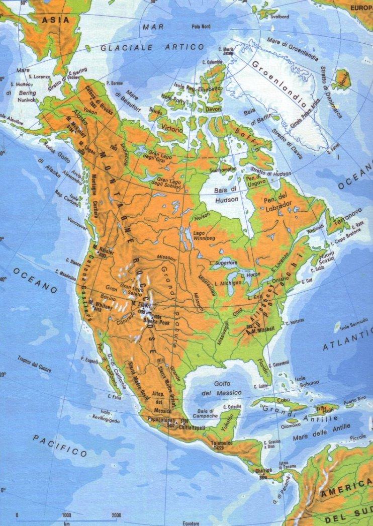 Scuola - Mappa messico mappa da colorare pagina ...
